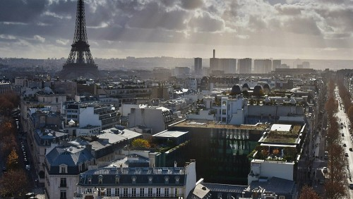 Fréquences FM de la ville 'Paris'