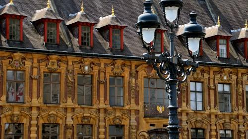Fréquences FM de la ville 'Lille'