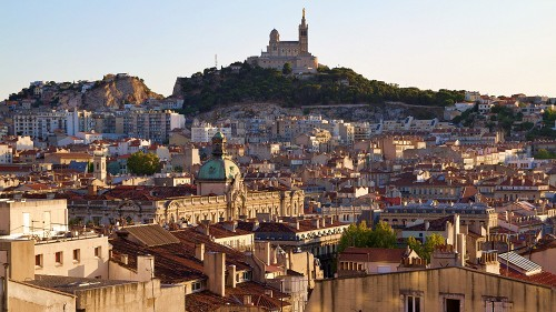 Fréquences FM de la ville 'Marseille'